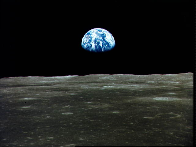 Apollo 11 Earthrise, July 20th 1969