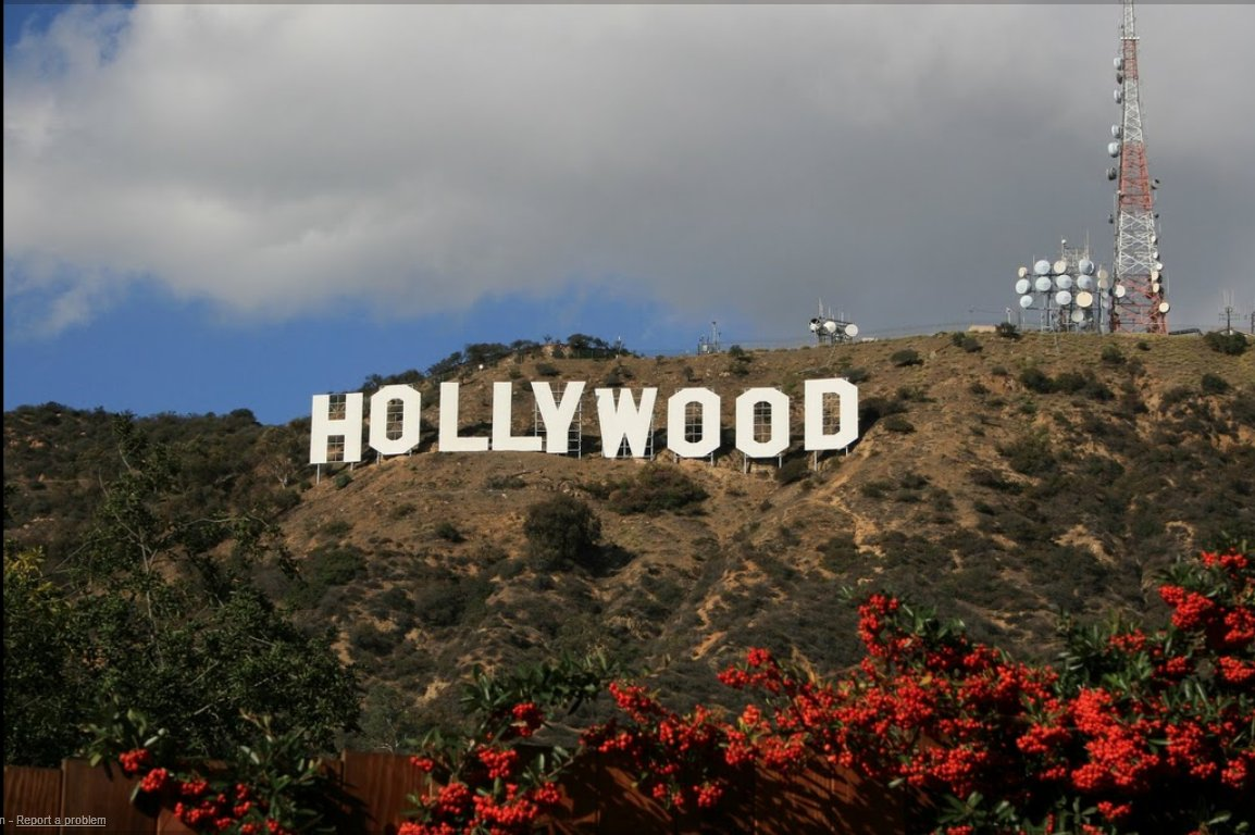 ... History and Making of the Hollywoodland Sign in Hollywood California