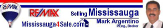 Home Page of Mississauga Homes and Properties for Sale