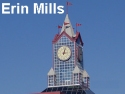 Erin Mills Town Centre and Area