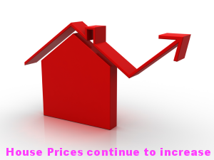 House prices continue to increase in 2017