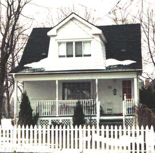 Search Houses: The Houses Below Show Typical Construction Styles 1905 To