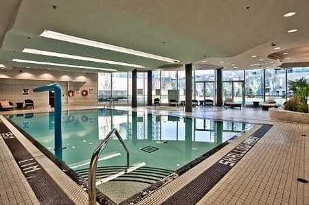 70 absolute ave 2810 stunning absolute condos recreation for Pool show mississauga