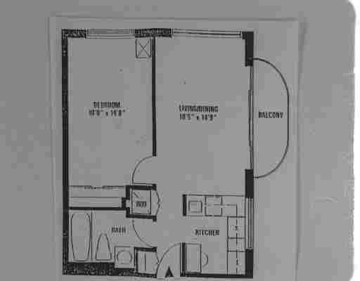 736 bay street suite 1906 conservatory tower condo for for Floor plans 761 bay street